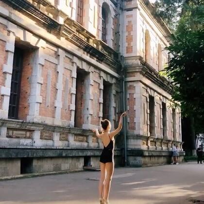 美丽的天鹅👍#舞蹈##精美电影#