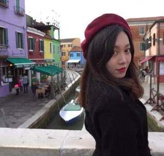【意大利小镇】因为有色彩~心情也变得明亮✨#精选#