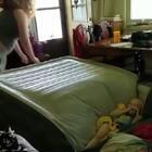 我:明早可以叫醒我吗?我姐:当然!😂😂@小冰 #俊男美女乐开怀##8090过六一##六一宝宝日常#