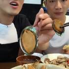 我们负责吃吃吃,你们负责双击点赞可好?😉😉😉#吃货##海鲜##热门#