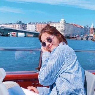 #带着美拍去旅行##一起去旅行##丹麦#作为一个幸福指数稳居前列的国家——丹麦 我俩真的深深的为之着迷啊 ~