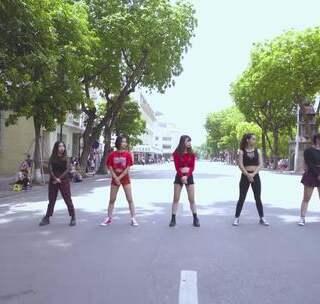 PRISTIN V - Get It DANCE COVER by BLACKCHUCK #舞蹈#