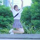 快乐崇拜舞蹈送给你们,给小姐姐一个小心心啦#舞蹈#@美拍小助手 #快乐崇拜#
