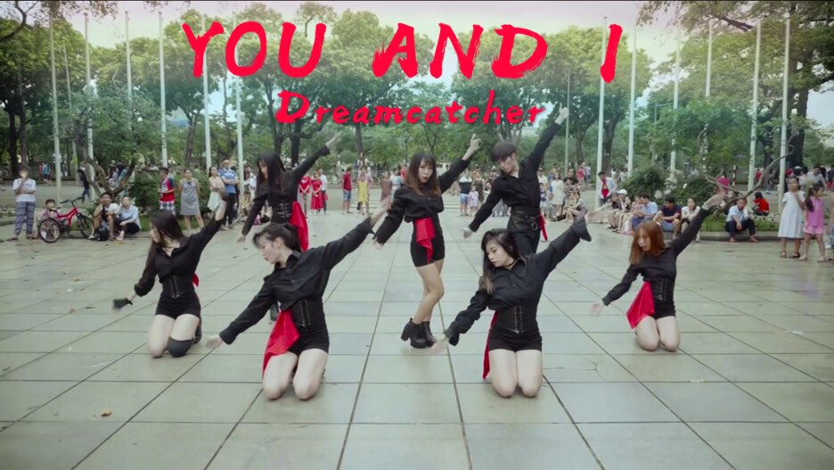 Dreamcatcher_YOU AND I DANCE C