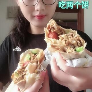 #吃秀#吃撑了,原来豆皮就是千张?