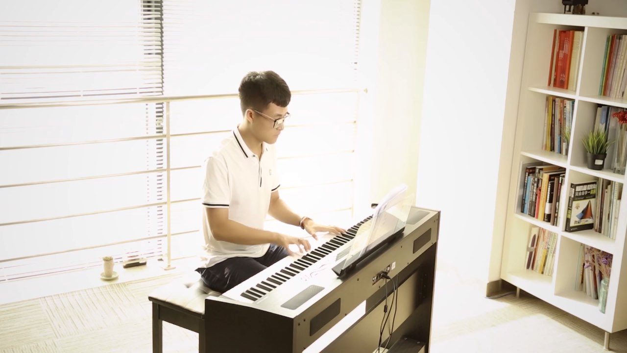 古风歌曲钢琴串烧#音乐##古风##钢琴#