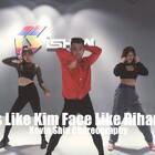 新编基本功组合《Ass Like Kim Face Like Rihanna》八个八拍的动作嗨到爆炸 分解就在后半段哦 Ishow舞蹈集训营@南京IshowJazzDance ??13770971242