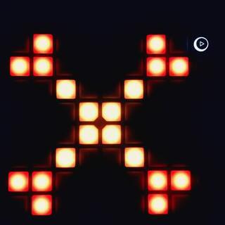 【手机Launchpad】演奏电音 Stay 超级漂亮的表演launchpad音乐super lights 中国好声音萱萱微博