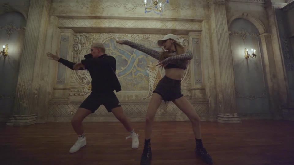 #LISA# X KIEL TUTIN舞蹈练习 美爆了!😱😱😱😱😱#舞蹈##敏雅韩舞专攻班#公众号MinyaCola