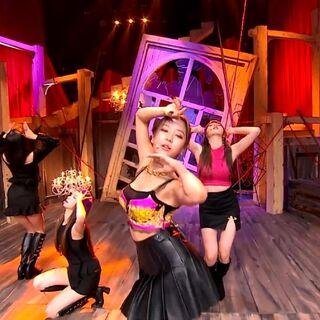 #CLC - Devil#190913因为台风,这周才播,初现场舞台很美!大本钱啊??????深圳#敏雅韩舞专攻班#微信: ID33741658 http://www.minyacola.com/ #舞蹈#