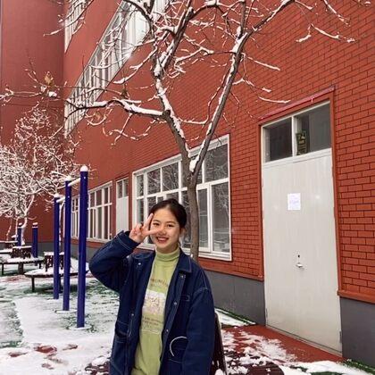 北京终于下雪了 这两天会更vlog  我小号在掉粉怎么回事! @LYSLIME