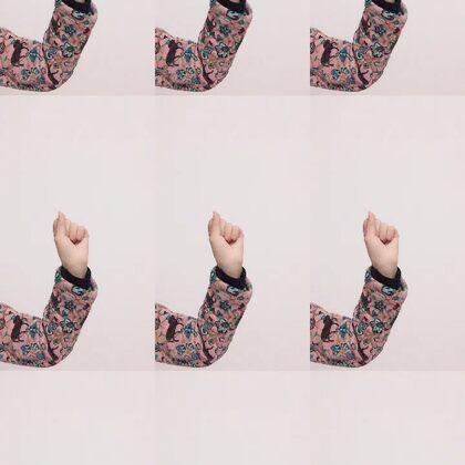 #数10手指舞#