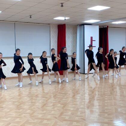 精英班公開課。帥#少兒拉丁舞##舞蹈##我要上熱門#