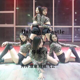 Halsey-Castle 地板秀成品舞.導師:CC.#靈子舞蹈##tb秀地板秀#