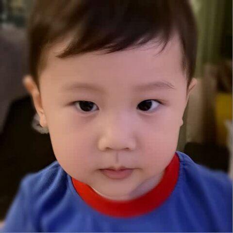 【李晨nic美拍】#寶寶長相預測#