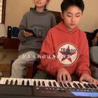 假期彈個琴唱個歌挺好的……#小石頭和孩子們##音樂##小情歌#