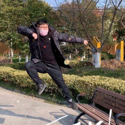 【今天你鍛煉了嗎?】孕35周,在家快憋出神經病了??老公帶我公園一日游,中國加油,疫情快快過去吧!!#農村生活#