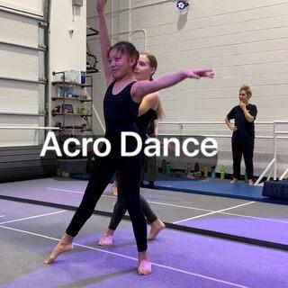 有沒有寶寶知道Acro Dance在中文里對應的是什么舞蹈?Acro Dance在北美很流行,將體操動作融入舞蹈表演當中。Emily在這個班屬于基礎最弱的,但只要她喜歡,只要她要求,我們就學下去。畢竟強身健體才是我們的目的。大家學課外課的目的是什么呢#體操##舞蹈#