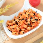 做好的三文魚酥可以和米飯拌在一起,對于不愛吃米飯的寶寶,媽媽們可以多放點三文魚酥,讓米飯變得有滋有味。對于只愛吃米飯的寶寶,媽媽們可以加少量三文魚酥藏在米飯中,讓米飯的營養變得更豐富! @寶寶頻道官方賬號 #自制寶寶輔食##輔食##美食#