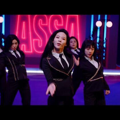 #cignature - ASSA# MV 出道3個月,回歸了,這速度啊!#舞蹈##敏雅韓舞專攻班#http://www.minyacola.com/