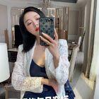 分享今天的私服穿搭 是我愛的風格 回來太晚 vlog得失約了 發一條穿搭??【評贊里抽一位姐妹送同款蕾絲西裝】店鋪有售https://shop271733327.taobao.com/?spm=a230r.7195193.1997079397.2.a810473eiym3CA 新品和項鏈都已開售#穿秀##芮妮的每日穿搭#