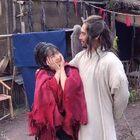 #演员于鹏##电影武动乾坤#林啸和他的小棉袄青檀㊗️大家七夕节快乐❤️