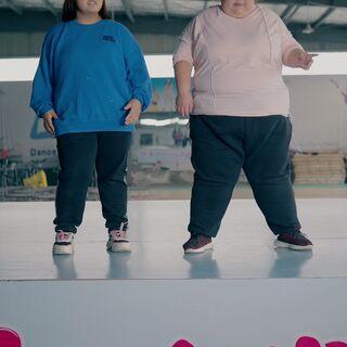 减肥不忘和姐妹娱乐#减肥##跳舞#