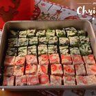 雪花酥#美食##圣诞节##自制网红雪花酥#