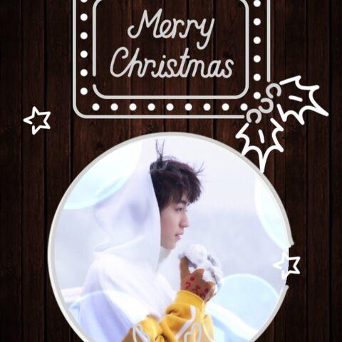 【成年猛虎-刚哥美拍】#圣诞快乐#小凯的来了!再过1天...