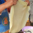 甘肃农村人农闲时最爱吃的美食~酿皮子,这样做最劲道,简单实惠#家乡美食#