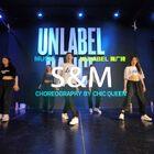 【东莞UNLABEL舞蹈工作室】#课程咨询:UNLABEL888##原创编舞##街舞#CHIC QUEEN 编舞《S&M》