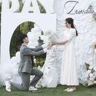 我被求婚啦! 恭喜夏梁喜提准新娘一枚 #520礼物大赏#