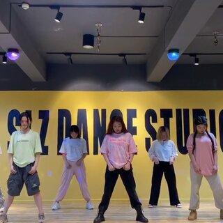 基础律动组合#零基础成人舞蹈培训#