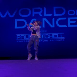 Bailey Sok | #音乐# Caught In The Fire - Bazzi | World of Dance Orange County 2019 #编舞#