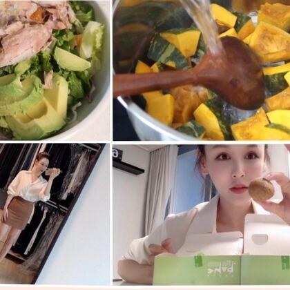 好多天的日常合集~ 我知道寶寶們等了又等??不過這幾天各種事情,真心忙,也有偷些懶,嘿嘿~知道你們會諒解的哈~#韓國vlog##美食##吃秀#
