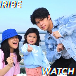 BTS - Boy With Luv Siblings | Ranz and Niana ft. natalia #编舞##舞蹈##音乐#