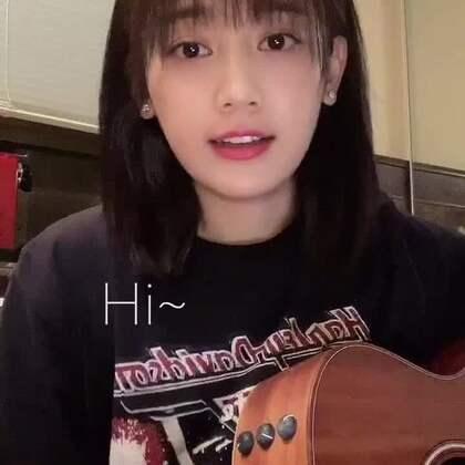 #啊湫弹唱##吉他弹唱##有一种悲伤的故事#