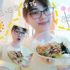 最近被各種拌飯洗腦,目前金槍魚拌飯位居第二,排在第一位的是辣白菜五花肉拌飯!#吃秀##吃秀吃播#