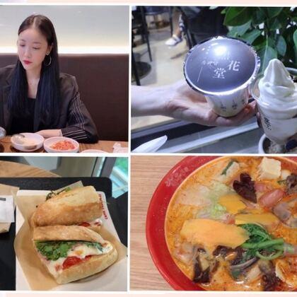 寶寶們~~~我是不是來的太遲了,都沒人等我了??前一陣兒太難受,一直都沒心情拿起相機~但那難受勁兒多少適應了些,確發現已經想不起來去拿相機了~快告訴我你們有想我,好讓我把之前走哪拍哪的好習慣重拾起來??#韓國vlog##美食#