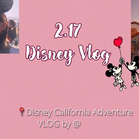 【~布丁哇??_美拍】#日常vlog# Disney-The Happiest...