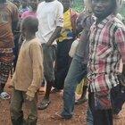 中国人在非洲碰到可怜之人,要不要帮一帮?#非洲#
