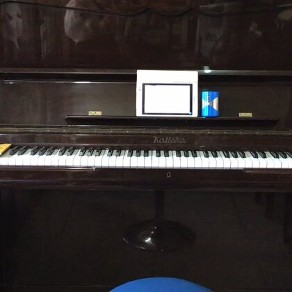Piano for Bro ther  Crash Landing on  You??????