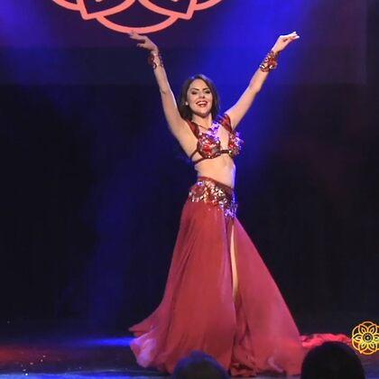 Julia的黃金時代復古風格 #舞蹈##肚皮舞##東方舞肚皮舞#