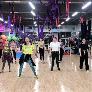 5.28日珠海動力國際健身尊巴舞課程實錄