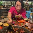 浪某人待客之道:说请吃火锅,就请吃火锅。#美食#