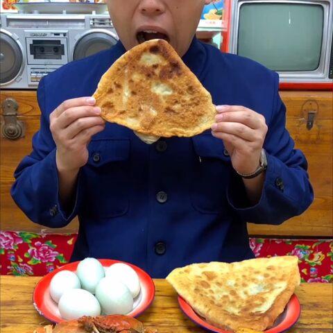 【劉大軍懷舊美食主播美拍】劉大軍幸福生活43#美食#