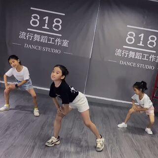 喜欢我们的唱跳小女团嘛#不得不爱原创编舞##少儿流行舞蹈##爵士舞#