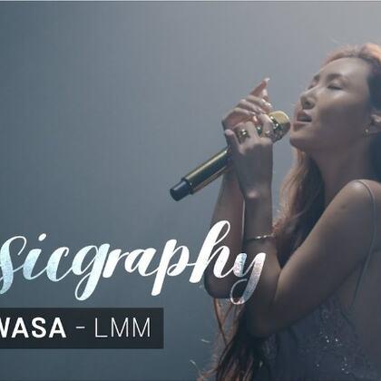 #華莎 - LMM# 現場采訪,最近很多人失眠,但愿聽完能睡著??#音樂##敏雅音樂#