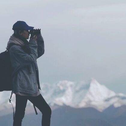 远方很远,步履不停。 #西藏自驾游##旅行#
