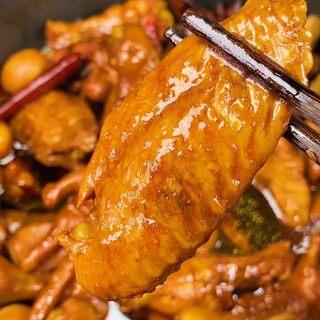 菜市场的卤味为什么那么好吃?教你懒人做法,不加油不加水,出锅全家都抢着吃#美食#